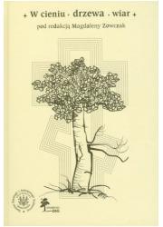 W cieniu drzewa wiar - okładka książki
