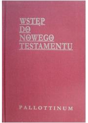 Wstęp do Nowego Testamentu - okładka książki