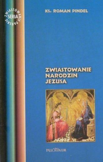 Zwiastowanie narodzin Jezusa - okładka książki