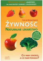 Żywność - naturalne lekarstwo. - okładka książki