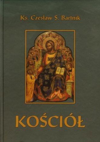 Kościół - okładka książki