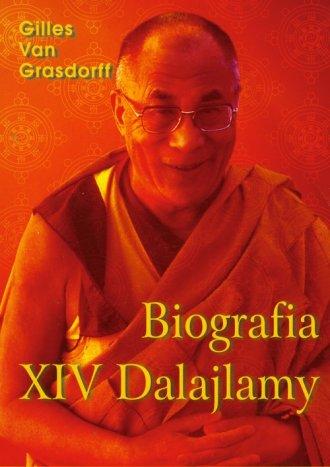 Biografia XIV Dalajlamy - okładka książki