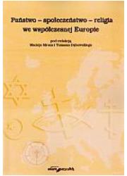 Państwo - społeczeństwo - religia - okładka książki