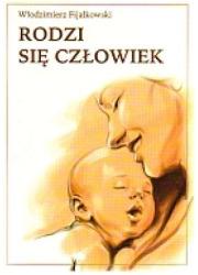 Rodzi się człowiek - okładka książki