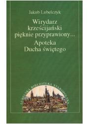 Wirydarz krześcijański pięknie - okładka książki