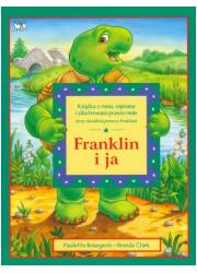 Franklin i ja - okładka książki