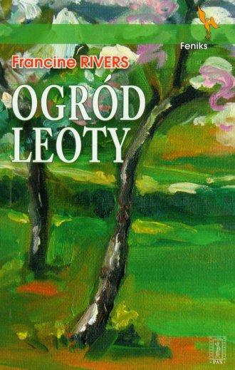Ogród Leoty - okładka książki