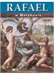 Rafael w Watykanie - okładka książki