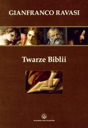 Twarze Biblii - okładka książki