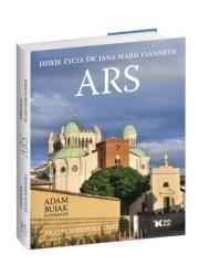 Ars. Dzieje życia św. Jana Marii - okładka książki