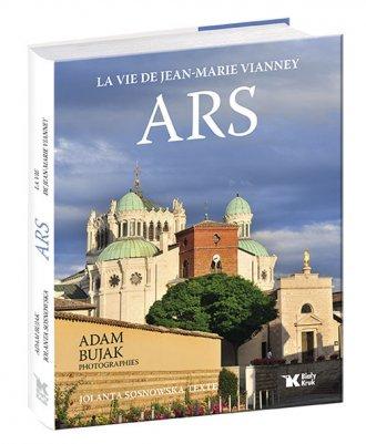 Ars. La vie de Jean-Marie Vianney - okładka książki