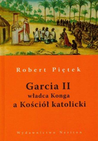 Garcia II, władca Konga a Kościół - okładka książki