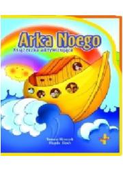 Arka Noego. Książeczka aktywizująca - okładka książki