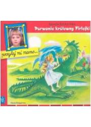Porwanie królewny Firlejki - okładka książki