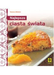 Najlepsze ciasta świata - okładka książki