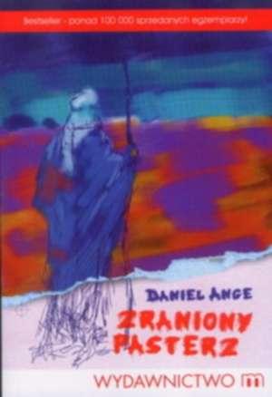 Zraniony pasterz - okładka książki