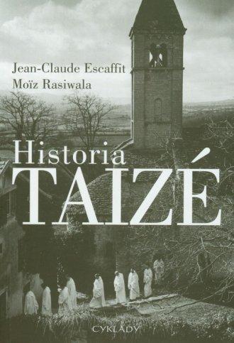 Historia Taize - okładka książki