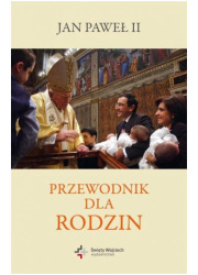 Przewodnik dla rodzin - okładka książki