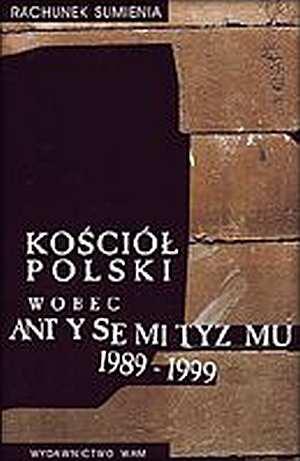 Rachunek sumienia. Kościół polski - okładka książki