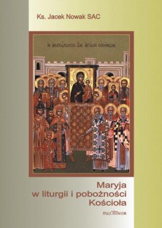 Maryja w liturgii i pobożności - okładka książki