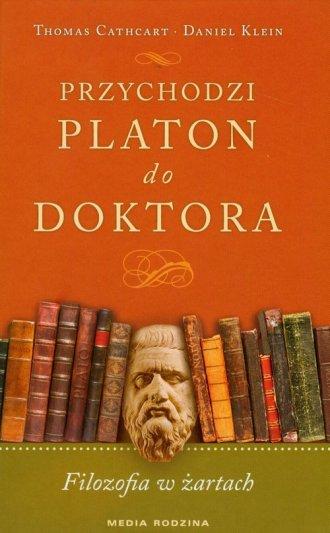 Przychodzi Platon do doktora - okładka książki