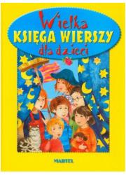 Wielka Księga Wierszy dla dzieci - okładka książki