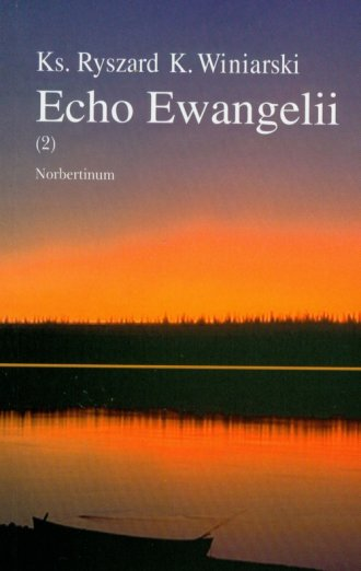 Echo Ewangelii (2) - okładka książki