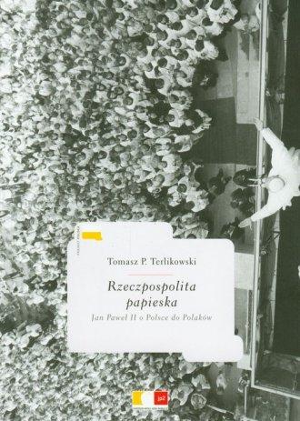 Rzeczpospolita papieska - okładka książki