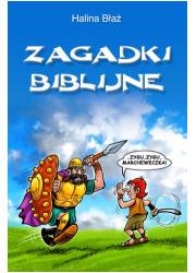 Zagadki Biblijne - okładka książki