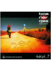 Boanerges (CD) - pudełko audiobooku