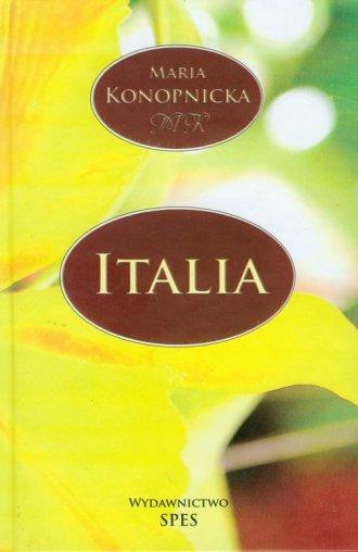 Italia - okładka książki