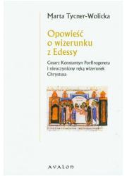 Opowieść o wizerunku z Edessy - okładka książki