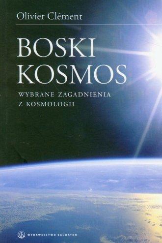 Boski kosmos - okładka książki