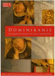Dominikanie na ziemiach polskich - okładka książki