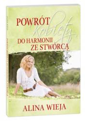 Powrót kobiety do harmonii ze Stwórcą - okładka książki