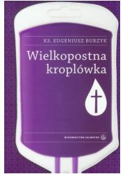 Wielkopostna kroplówka - okładka książki