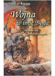 Wojna w imię Boga - okładka książki