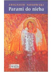 Parami do nieba - okładka książki