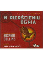 W pierścieniu ognia (CD mp3) - pudełko audiobooku