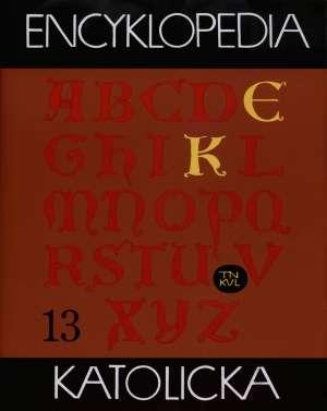 Encyklopedia Katolicka. Tom 13 - okładka książki