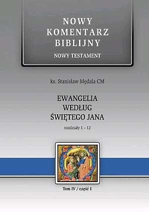 Ewangelia wg św. Jana. Rozdziały - okładka książki