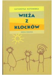 Wieża z klocków - okładka książki