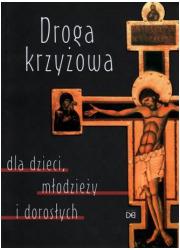 Droga Krzyżowa dla dzieci, młodzieży - okładka książki