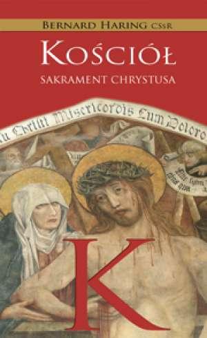 Kościół. Sakrament Chrystusa - okładka książki