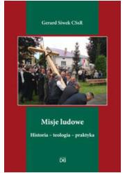 Misje ludowe. Historia - teologia - okładka książki