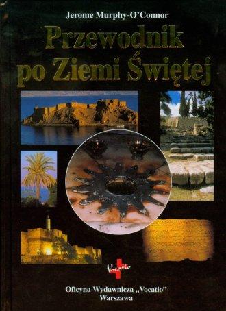 Przewodnik po Ziemi Świętej - okładka książki