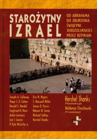Starożytny Izrael - okładka książki