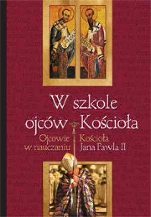 W szkole ojców Kościoła - okładka książki