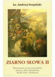 Ziarno Słowa II - okładka książki