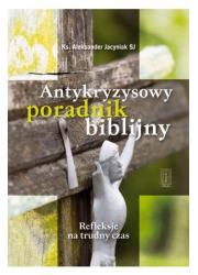 Antykryzysowy poradnik biblijny - okładka książki